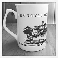 Royal Hospital Haslar Commemorative Mug